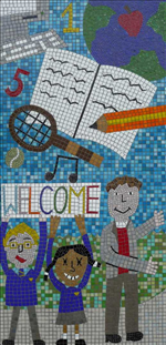 Welcome Mosaic